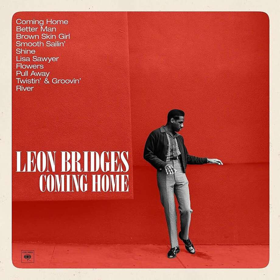 Leon Bridges, 'Coming Home' Photo: Columbia