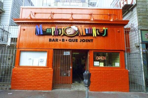 Memphis Minnie's Bar-B-Que Joint and Smokehouse, San Francisco
