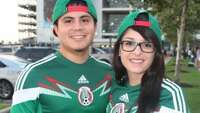 Mexico-Honduras soccer rematch draws thousands to NRG - Photo