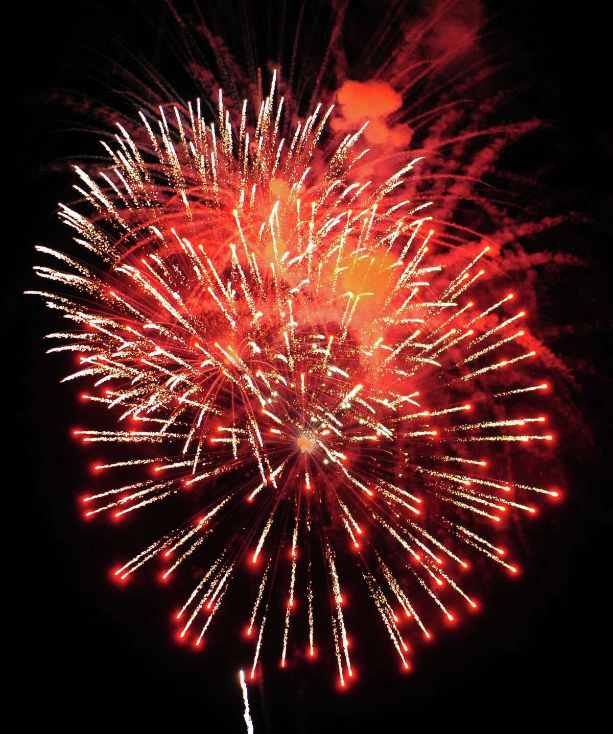 There is no shortage of fireworks displays across the state this July Fourth weekend.