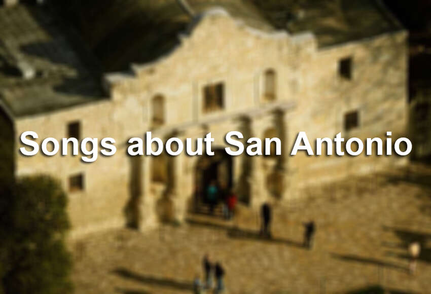 Click through the slideshow to see the songs that shout out the Alamo City.