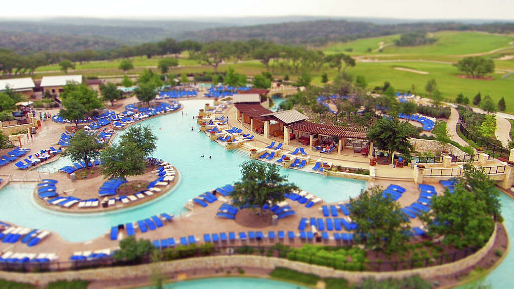 Jw Marriott San Antonio Hill Country Resort Spa 4 5 Stars On