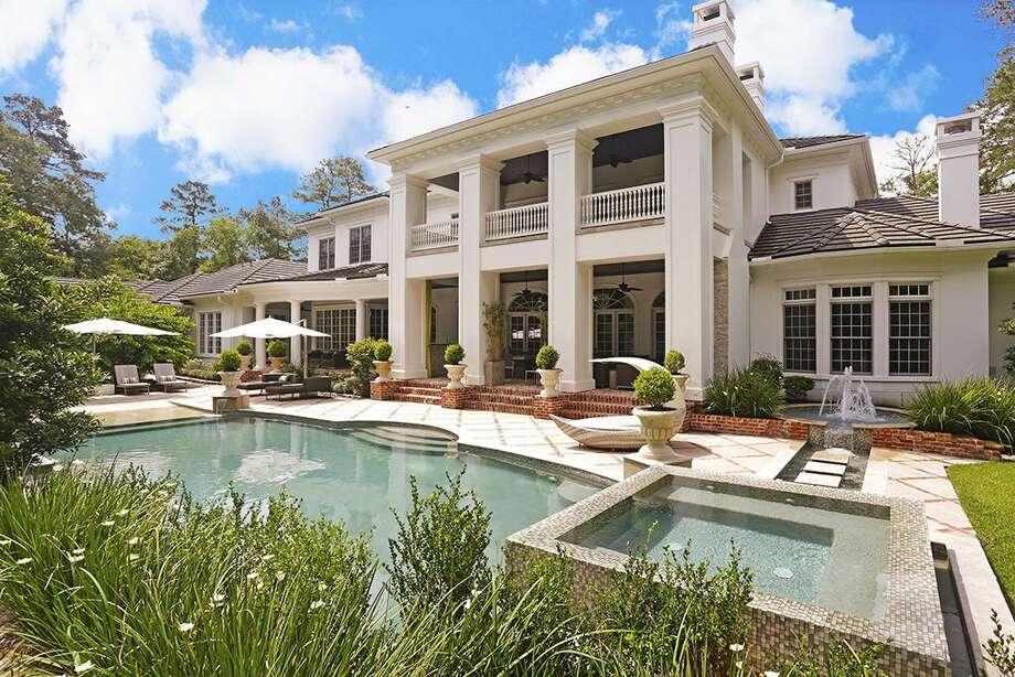 The Woodlands6 Fleury Way: $5,900,000 / 9,585 square feet Photo: Houston Association Of Realtors
