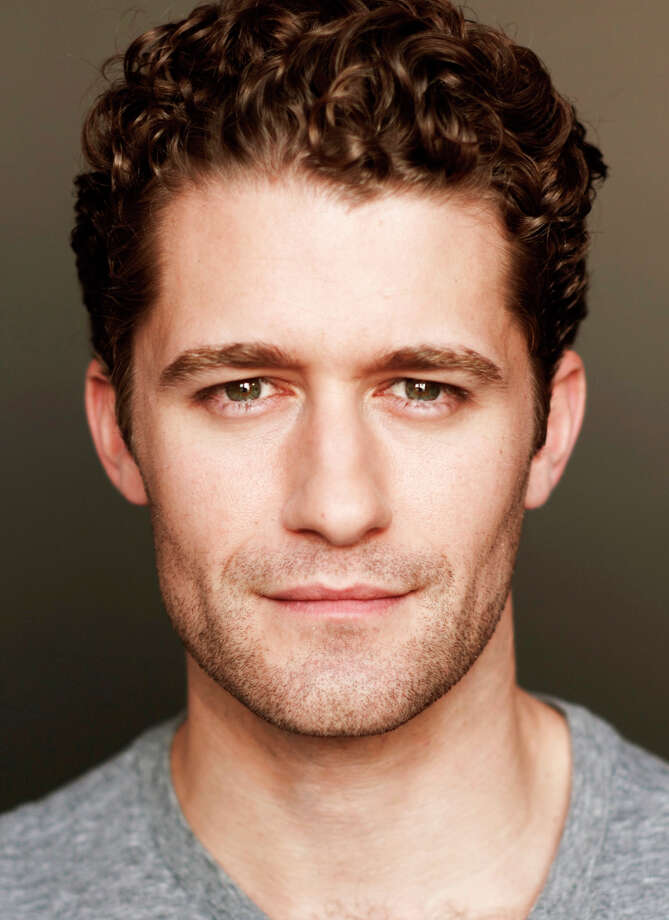 """Matthew Morrison, lnown for his roles on TV's """"Glee"""" and several Broadway musicals, will be among the performers saluting Tony Award-winning actress Kelli O'Hara at the Westport Country Playhouse on Sept. 21. Photo: Contributed Photo / Contributed Photo / Westport News"""