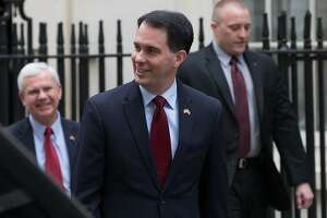 Wisconsin Gov. Scott Walker enters 2016 presidential race - Photo