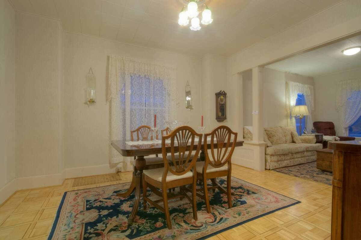 The dining room in 334 N. 70th St.