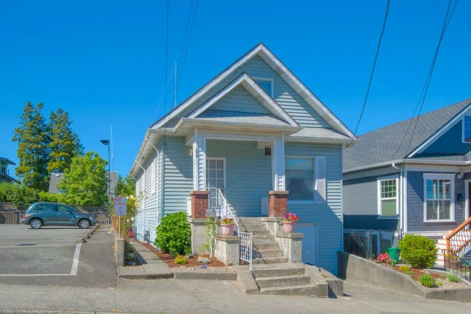 The First Home, 334 N. 70th St., Is Listed For $650,000.