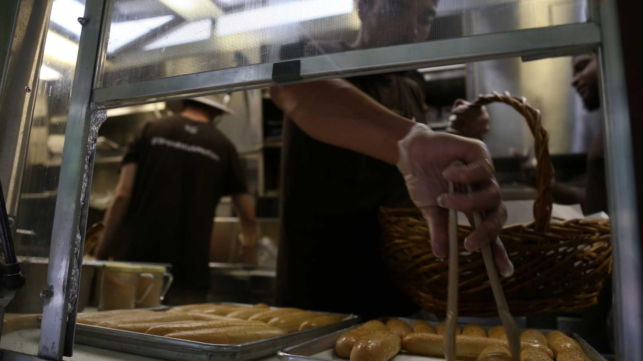 Olive Garden Food Truck Hits Houston Houston Chronicle