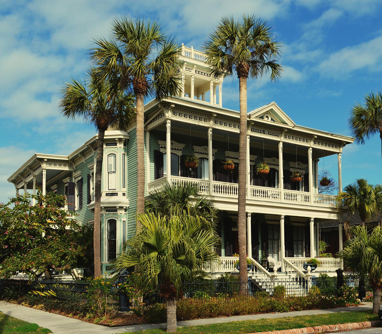 Houston Couple Gives 140-year-old Landmark Galveston Home