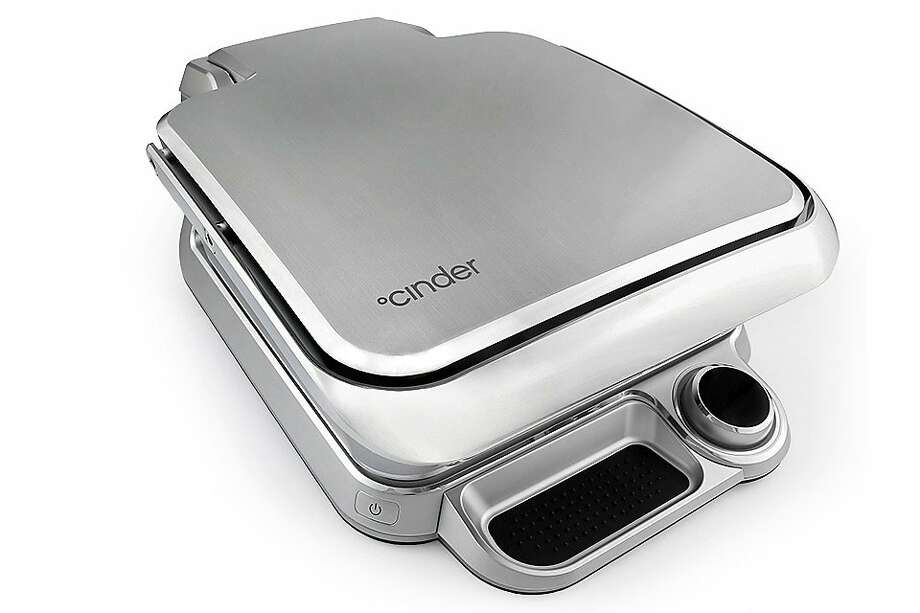 Cinder's sensing cooker, due in spring, cooks at extremely precise temperatures. Photo: Cinder