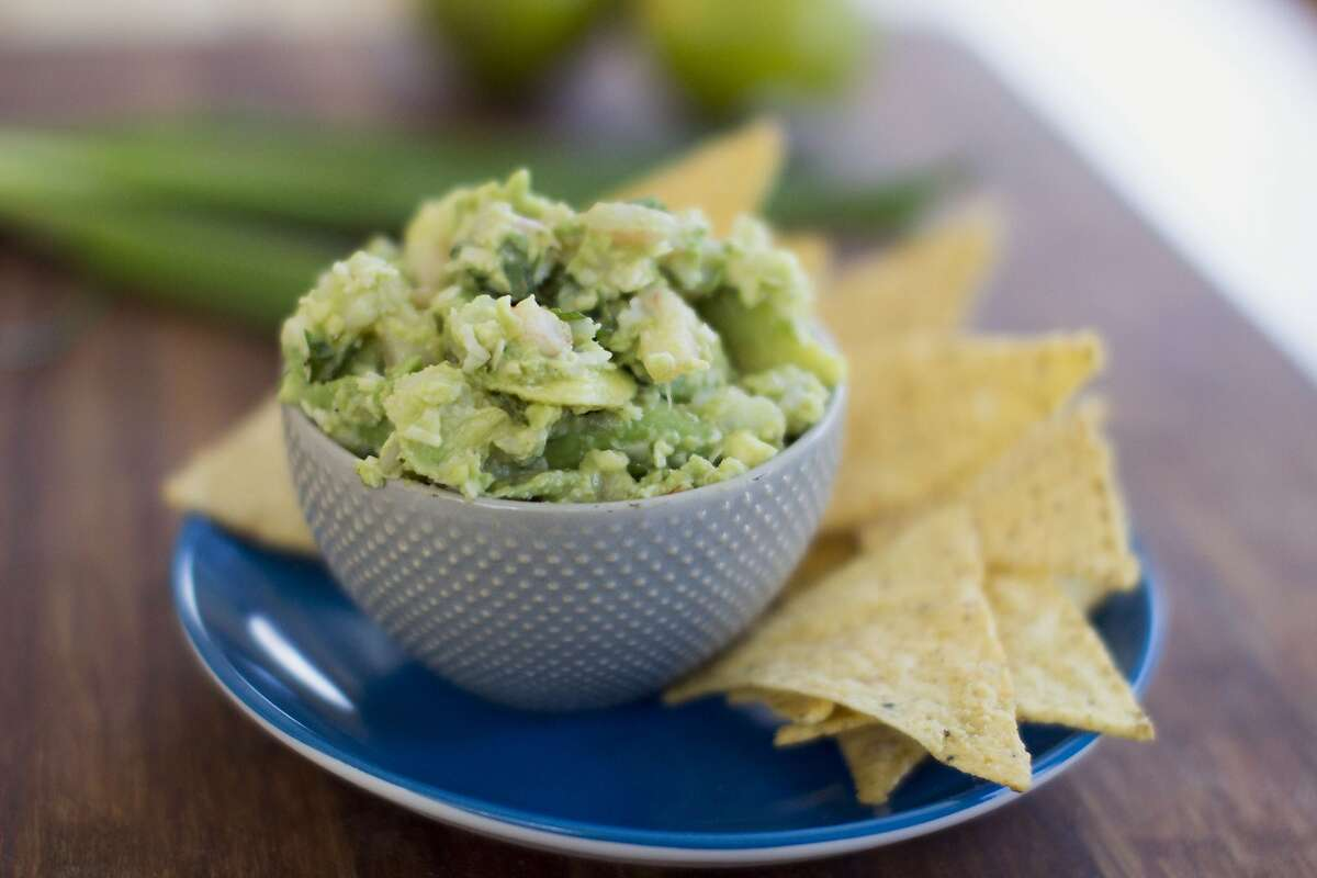 The key to being messaged more on your online dating profile: guacamole. (According to Zoosk.)