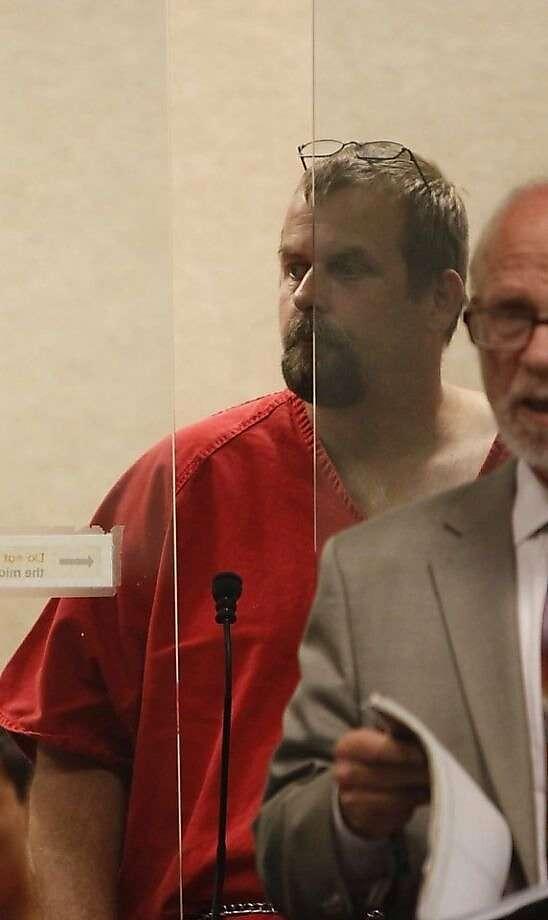 John William Kelley, shown in court in 2012, left DNA evidence. Photo: Lea Suzuki