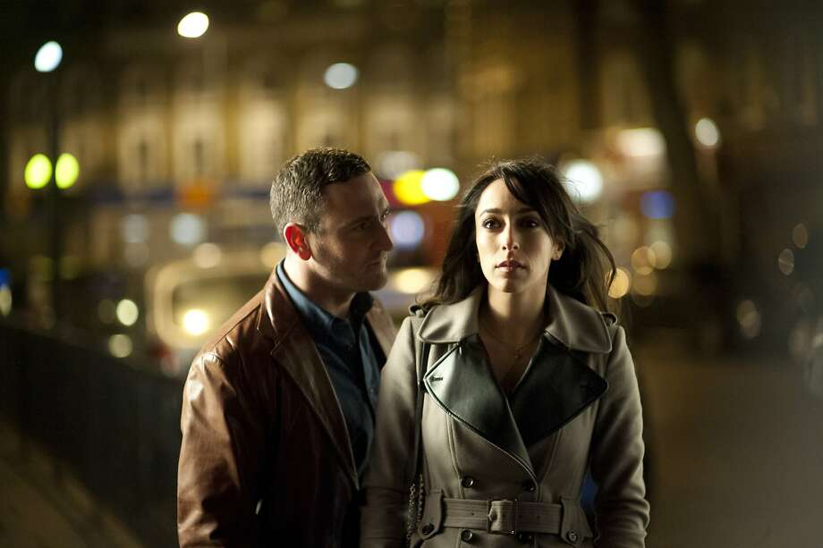 "Will Mellor and Oona Chaplin in the ""Mia and David"" episode of the British import ""Dates."" Photo: Garry Mclennan/The CW"