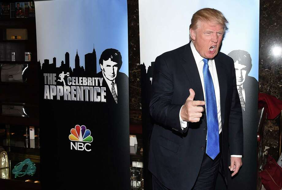 NBC has severed ties with real estate magnate, television personality, and recently announced Republican presidential candidate Donald Trump over comments he made recently regarding Mexican immigrants. Photo: Andrew H. Walker / / 2015 Getty Images