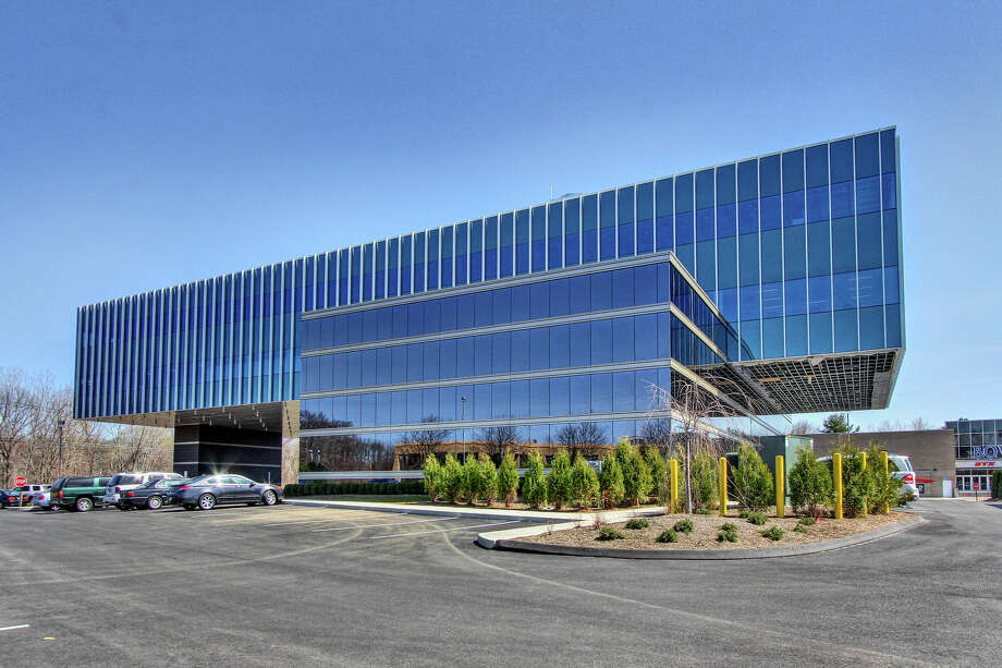 Trumbull office space, like this building at 112 Quarry Road, does well in a recent study of corporate preferences nationwide. Photo: Contributed Photo