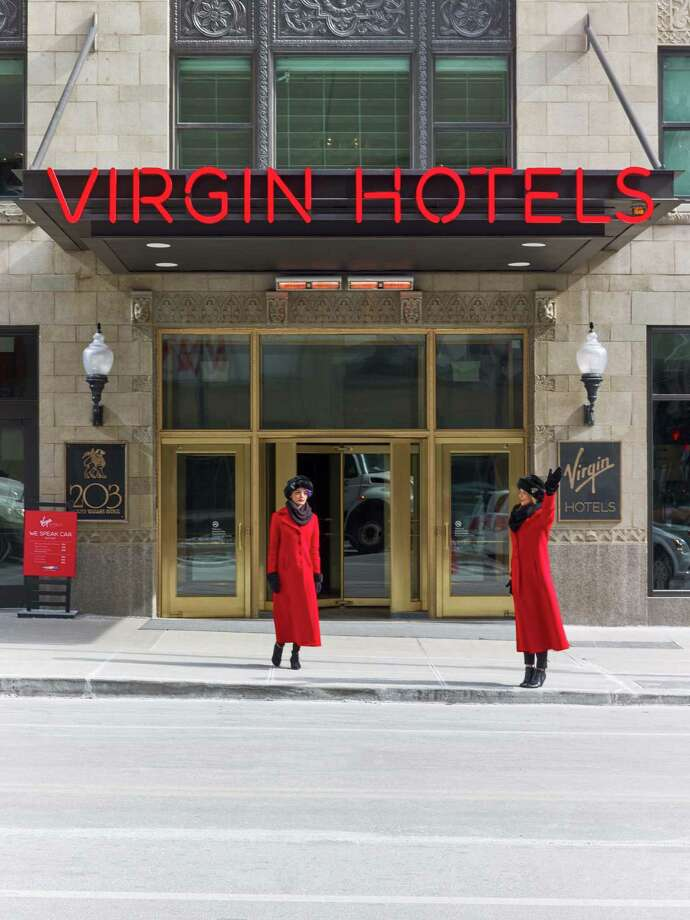 Virgin Hotel in Chicago. The next hotel will launch in Dallas' Design District. Photo: Virgin Hotels / ERIC LAIGNEL