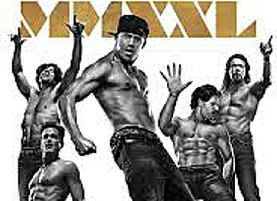 "The new movie, ""Magic Mike XXL,"" is a sequel to the 2012 movie about a group of male strippers. Photo: Contributed / Contributed Photo / Westport News"