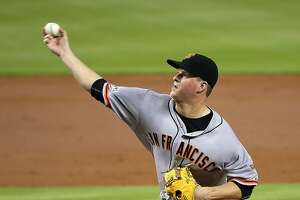 Giants need better days from Matt Cain - Photo