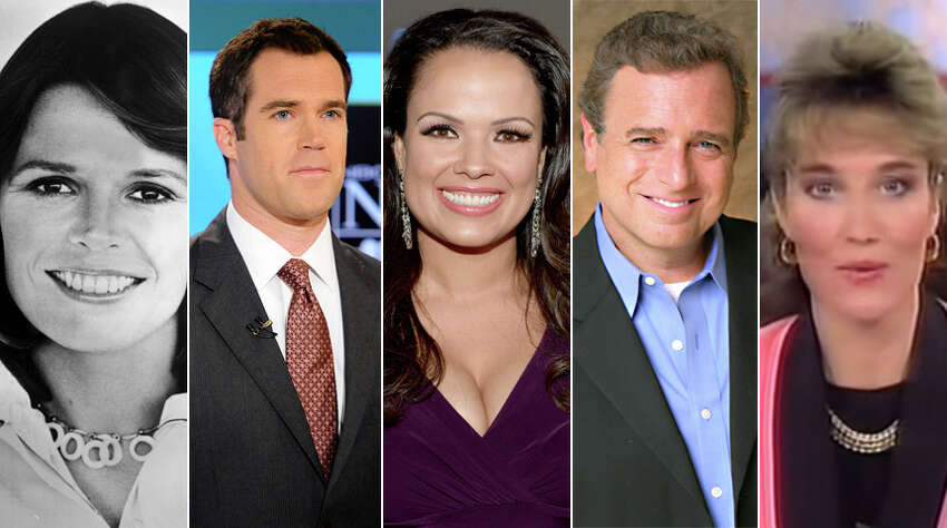 Take a look at Seattle-area broadcasters who've landed in the national spotlight.