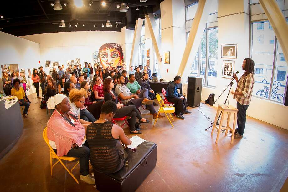 The Beast Crawl Literary Festival will take place in Oakland on Sat. July 11 from 5 p.m.-9 p.m. Photo: Jonathan Fong