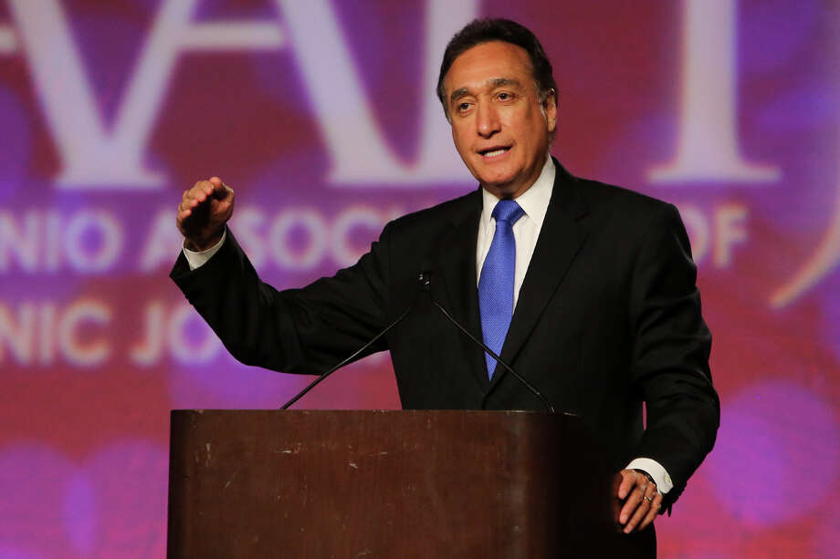 Henry Cisneros' 1981 election as mayor spawned a 43-percent turnout — a high water mark in modern mayoral election turnout for San Antonio. Photo: MARVIN PFEIFFER /Marvin Pfeiffer / Express-News / Express-News 2014