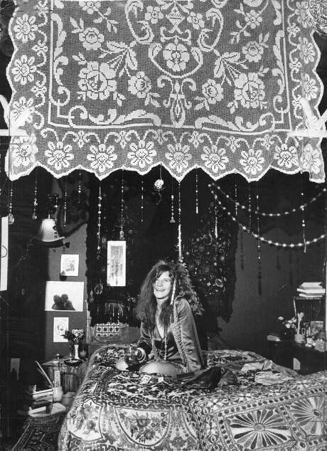Janis Joplin is acknowledged as one of the creators of the San Francisco Sound. Photo: GREG PETERSON / Greg Peterson / CHRONICLE
