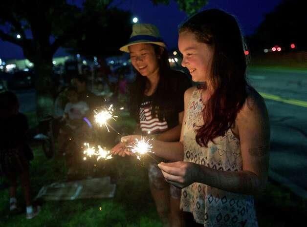 Danbury Danbury Fair Mall SummerStage Fireworks Show canceled   Photo: H John Voorhees III, Hearst Connecticut Media / The News-Times
