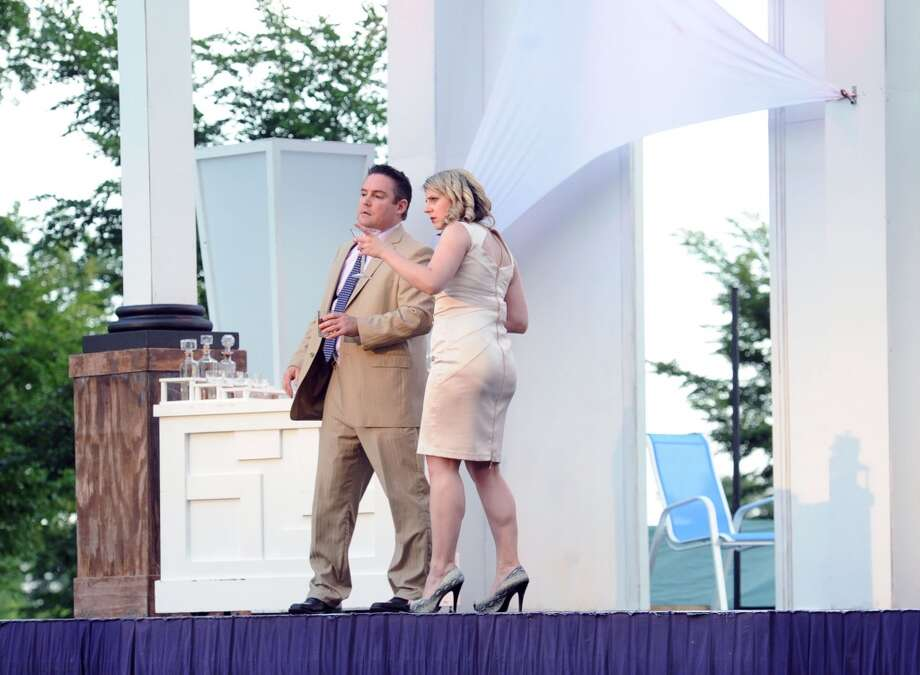 Shakespeare is once again coming to Stamford for the summer.