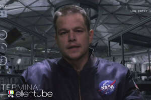 Matt Damon and Kim Kardashian Star in The Martian Sequel Stuck on Uranus - Photo