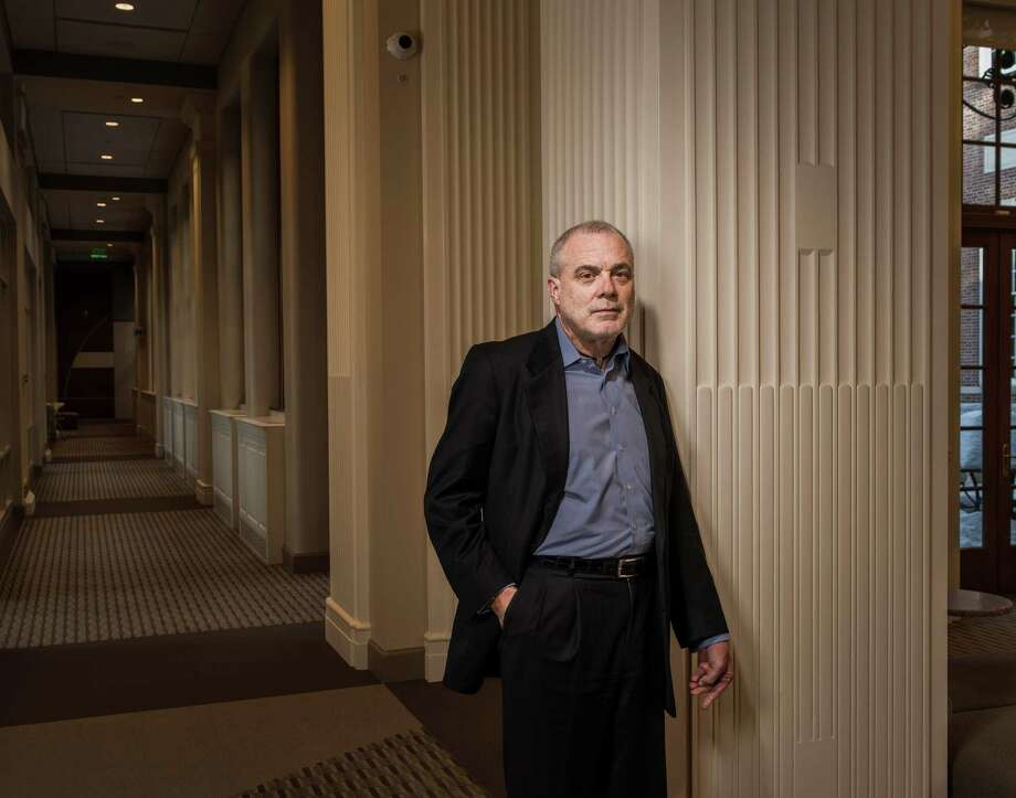 In what may signal a flurry of consolidation in the health insurance sector, Aetna will acquire its smaller rival Humana for $37 billion in cash and stock. Aetna CEO Mark Bertolini will remain the leader of the combined company. Photo: Sasha Maslov /New York Times / NYTNS