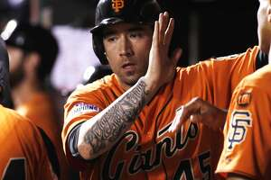 Giants Splash: Ishikawa cut again; team adds outfielder, reliever - Photo