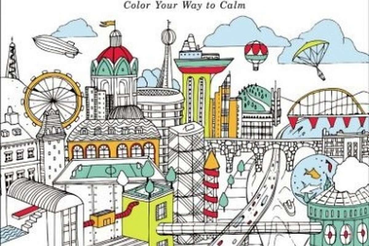 Lets Color Coloring Books For Adults Still Trending