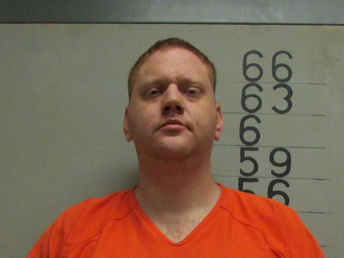 David Wayne Schroeder, 34, pleaded guilty to stealing truckloads of oil from a facility in West Texas. At right, Itero Energy Monahans Facility, located at 3659 State Highway 18 North in Monahans, Texas, is part of a recent oil field theft case.