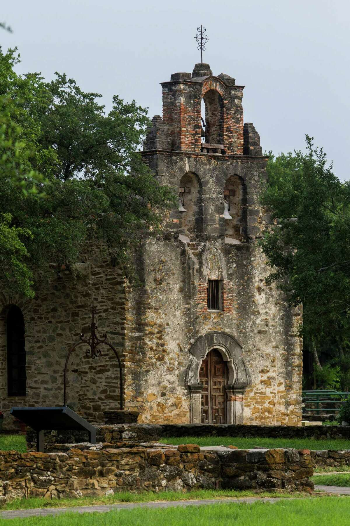 Espada and the four other local missions are up for designation as a World Heritage Site.