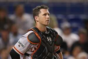 Giants beat: Buster Posey an All-Star starter - Photo