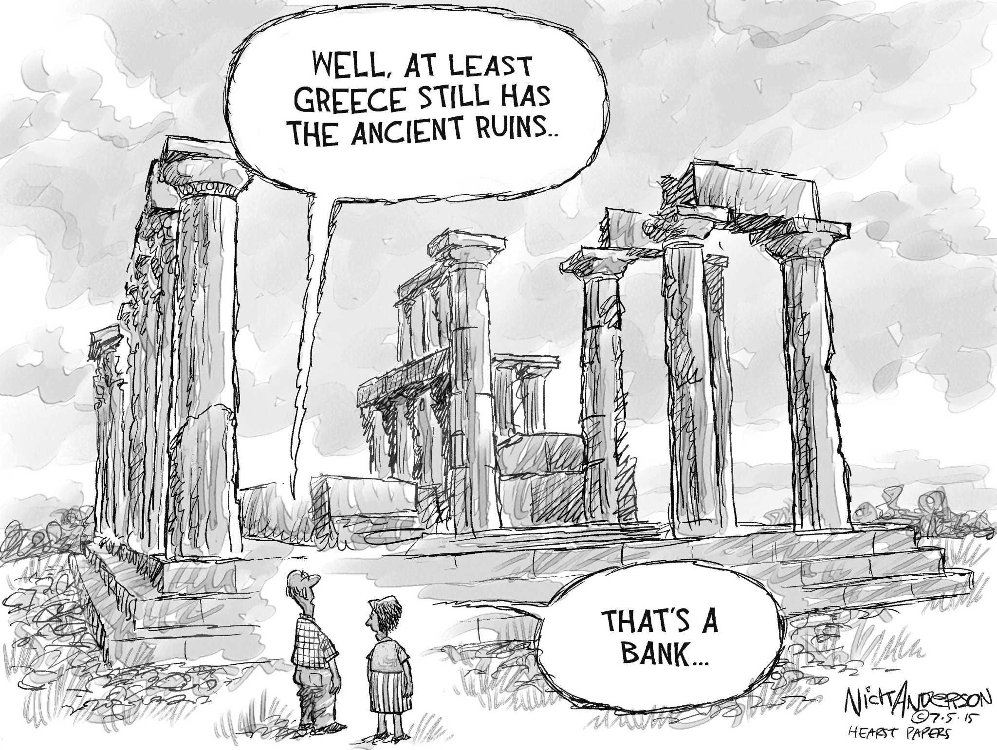 Ancient athenian politics