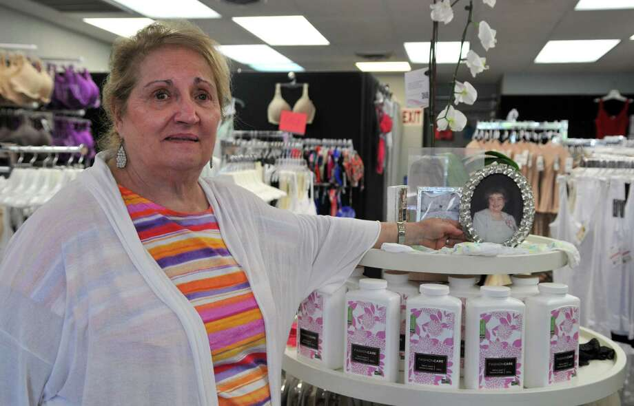 74bff58279 Rosa Belleville talks about how she and her mother got started in the  business Friday