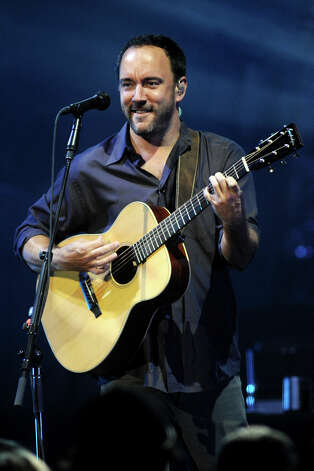Dave Matthews performs with his band on Friday, July 3, 2015, at Saratoga Performing Arts Center in Saratoga Springs, N.Y. (Cindy Schultz / Times Union) Photo: Cindy Schultz / 00032321A
