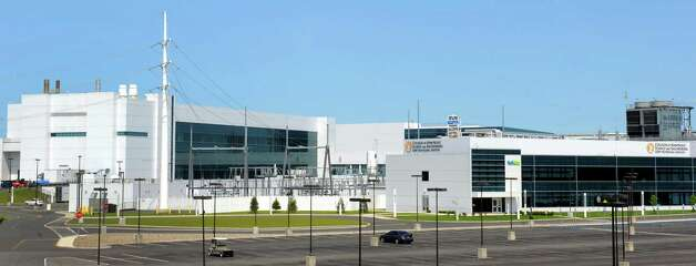 The SUNY Poly Nanotech complex on Friday July 3, 2015 in Albany, N.Y.  (Michael P. Farrell/Times Union) Photo: Michael P. Farrell / 00032497A