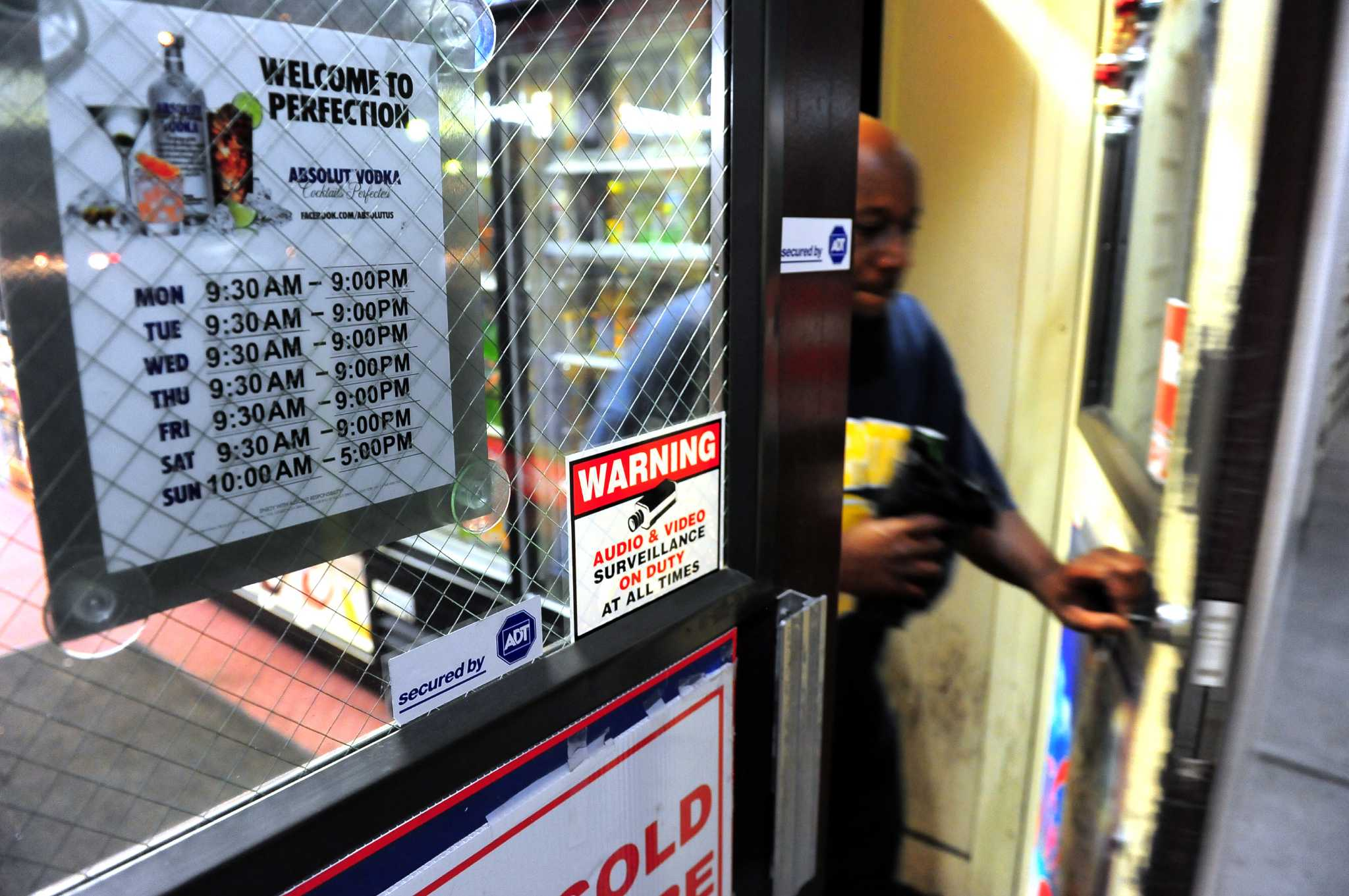 Some Take Some Leave New Liquor Sales Hours Connecticut Post