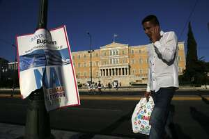 Greeks to vote on future of the nation - Photo