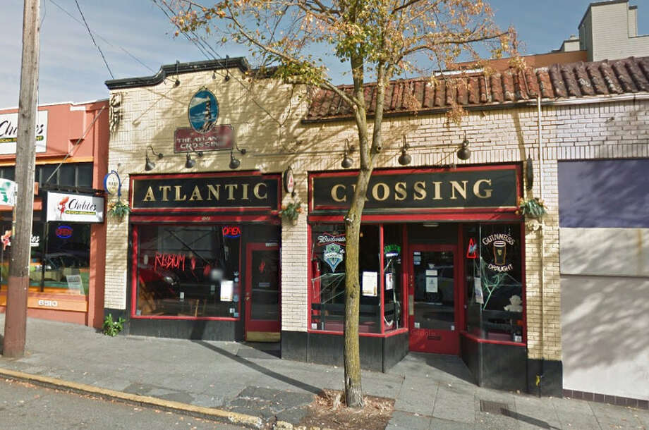 The Atlantic Crossing Pub — Roosevelt6508 Roosevelt Way N.E., Seattle, 98115  A popular bar for Sounders games, Atlantic Crossing has six TVs that will be showing the Women's World Cup final, including a big screen that will be set up outside on the patio to both watch the match and enjoy the nice weather. Phone: 206-729-6266 | Website: TheAtlanticCrossing.com | Facebook: Atlantic Crossing Photo: Screenshot, Google Street View