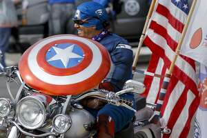 Vallejo glories in town parade as Bay Area celebrates the Fourth - Photo