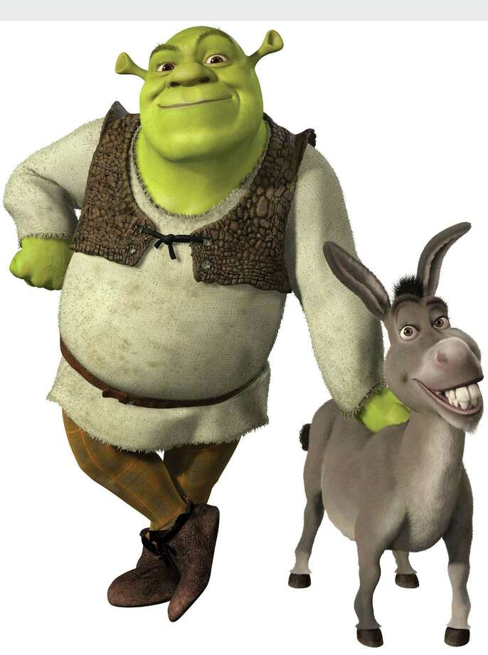 Shrek 2 Cartoon Characters : Movies for the hero in every kid greenwichtime