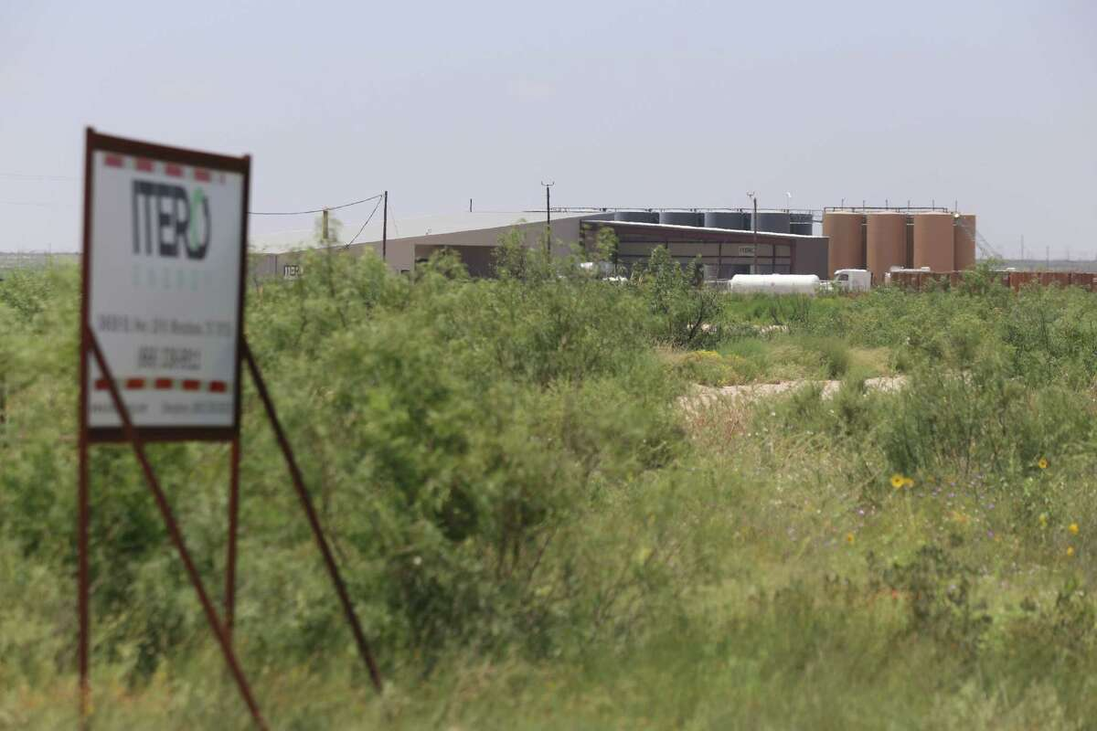 Itero Energy Monahans Facility, located at 3659 State Highway 18 North in Monahans, Texas, is part of a recent oil field theft case.