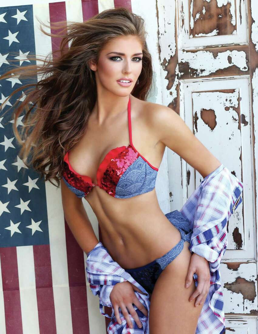 Madison Guthrie, Miss Alabama USA 2015, is among 51 women who competed for the title of Miss USA in Baton Rouge, Louisiana, on July 12. The pageant, which began in 1952, faces a crisis that started when Donald Trump, who co-owned it with NBC Universal, announced his candidacy for U.S. president and made controversial remarks about Mexican immigrants. NBC and Univision have dropped the broadcast, which has been picked up by the Reelz cable network. (The Miss Universe Organization, which provided these photos, notes that