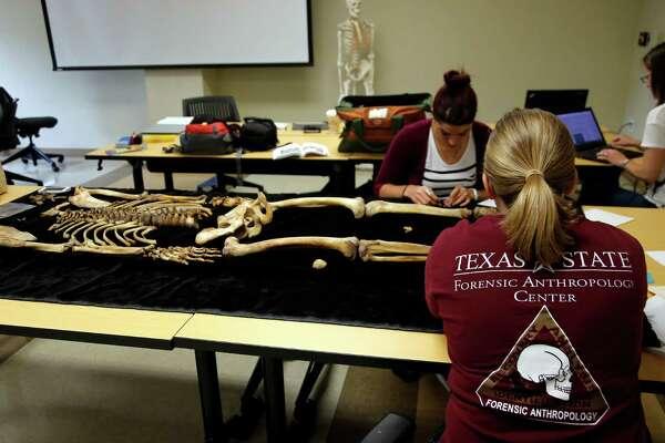 Volunteers seeking to ID bodies found near border - HoustonChronicle com