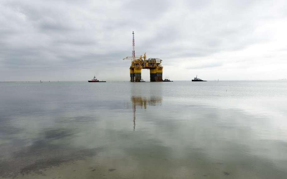 Independence (Anadarko)Depth: 8,000 feet Photo: EDDIE SEAL, BLOOMBERG NEWS