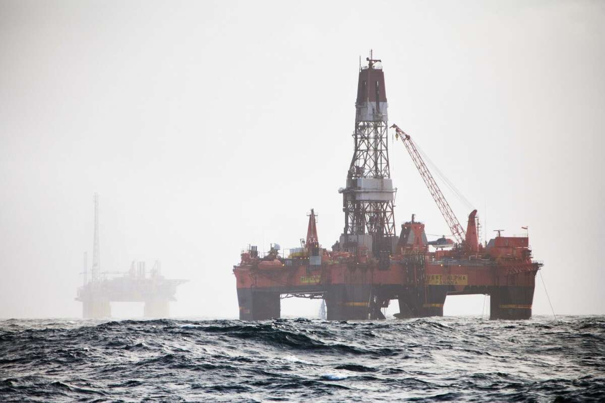 Houston oilfield service company Enterprise Offshore Drilling is laying off more than 60 workers assigned to an offshore rig operated by a client in the Gulf of Mexico.