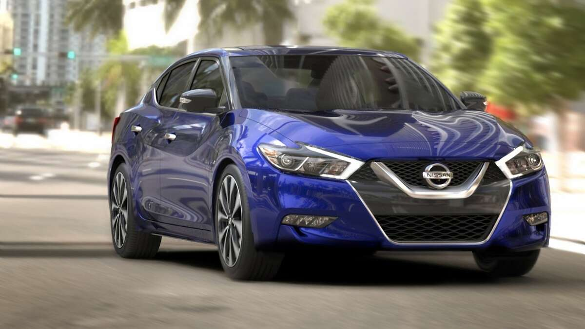 We start with the nationwide stats.10. Nissan Maxima Cars stolen in 2014: 6,586